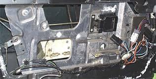 1984 1996 corvette power window regulator upgrade u0026 install