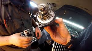 how to change a thermostat on a 2006 to 2010 ford fusion youtube