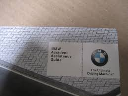bmw e60 2008 535i owners manual book set oem