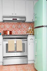 stylish vintage kitchen ideas southern living punchy pastels