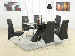 Contemporary Dining Room Furniture Dining Room Glass Dining Room Furniture With Adorable Images