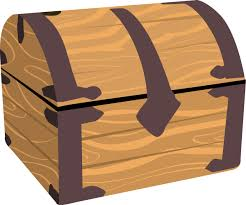 picture of treasure chest clip art wikiclipart