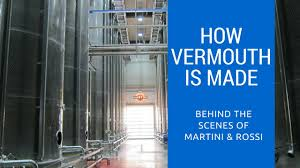 vermouth martini how vermouth is made behind the scenes of martini youtube