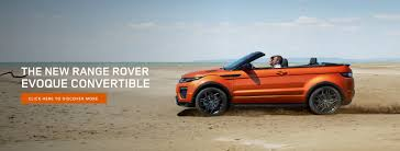 new land rover evoque land rover range rover evoque convertible offers new land rover