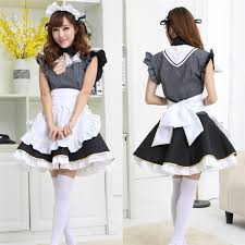 Maid Costumes Halloween Cheap Waitress Halloween Costume Aliexpress