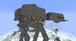 Minecraft 1 8 Adventure Maps Minecraft And Star Wars New Map To Download