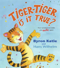 the four questions book tiger tiger is it true four questions book by byron
