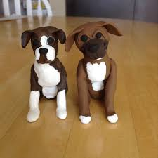 dog cake topper let s see your cake toppers