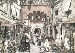Moroccan Art History by 2017 June The Daily Norm