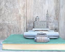 Notre Dame Desk Accessories Notre Dame De La Garde Etsy