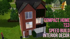 the sims 3 compact home youtube