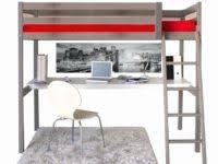 lit mezzanine 1 place avec bureau lit mezzanine 1 place conforama fresh decoration lit mezzanin un