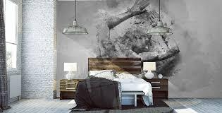 bedroom mural murals bedroom to size of wall myloview com