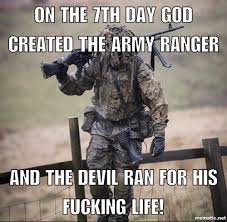 Army Ranger Memes - hell yeah us army pinterest military military humor and army