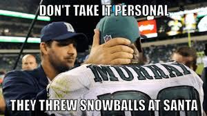 Meme Philadelphia - cowboys fans fail miserably at creating demarco murray meme nbc