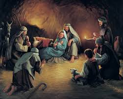 Image Of Christ by Birth Of Jesus Christ Annunciation Birth Tidings And Nativities