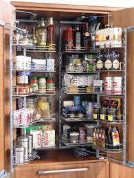 cabinet storage in kitchen built in kitchen storage ideas small