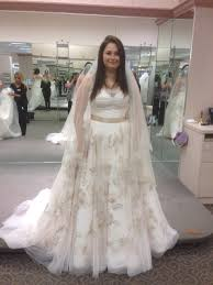 my crazy wedding dress story and