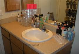 makeup storage bathroom counter mugeek vidalondon