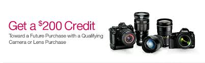 amazon black friday canon hidden amazon black friday deal gives you 200 credit if you buy a