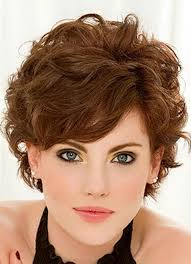 short hairstyles for curly hair to bring your dream hairstyle into