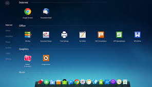 bureau linux deepin takes linux to depths