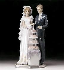 lladro wedding cake topper 350 best vintáge wedding images on wedding topper