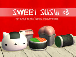 a3ru various drug clutter sims 4 downloads a while back i converted the ts3 sushi pillows but couldn t find