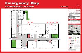 emergency evacuation floor plan template community heritage network world heritage