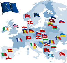 map europe vector and european vector maps
