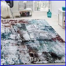 Modern Abstract Rugs Designer Rug Carpet Modern Abstract Rugs Multi Living Area Bedroom