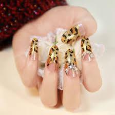 acrylic nail leopard designs online acrylic nail leopard designs