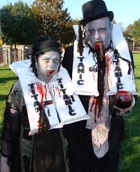 Couples 1920 U0027s Gangster U0026 Flapper Fancy Dress Costume 100 Historical Halloween Costumes Ideas Scary Costumes