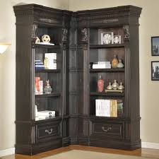 Corner Bookcase House Palazzo 3 Museum Corner Bookcase Wall Unit With