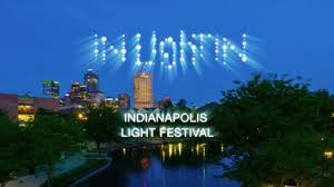 in light in indianapolis light festival