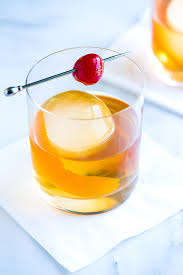 manhattan drink classic bourbon manhattan cocktail recipe
