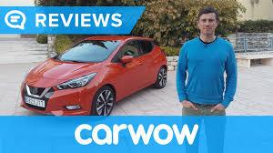 Nissan Micra 2017 Review Mat Watson Reviews Youtube