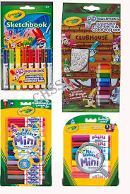 crayola colouring set creative toys u0026 activities ebay