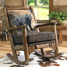 Rocking Chair Cushions For Nursery Wood Rocking Chair Cushions Rocking Chairs For Nursery Is The Best