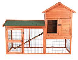 Rabbit Hutch Diy Trixie 62335 Natura Rabbit Hutch With Outdoor Enclosure 151 X 107