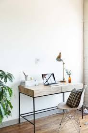 narrow computer desks for small spaces minimalist desk design