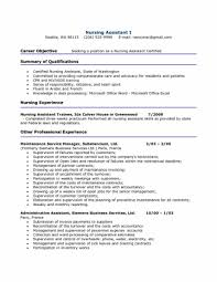cna resume exles with experience invoice template tree surgeon aweg cna resume sle no