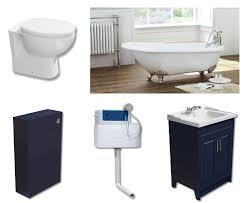 traditional bathroom suites edwardian victorian bathshop321 cobalt freestanding traditional full bathroom suite