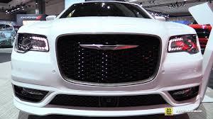 chrysler car interior 2017 chrysler 300 s sport exterior and interior walkaround