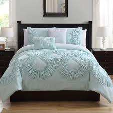 Ruffled Bed Set Toulouse Ruffled Comforter Set Free Shipping Today Overstock