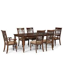 dining room set crestwood dining room furniture collection created for macy s