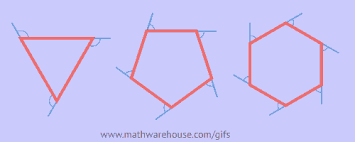 Interior Angle Sum Of A Decagon Polygons Formula For Exterior Angles And Interior Angles