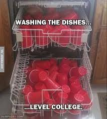 Dishes Meme - washing the dishes meme