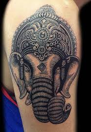 ganesha tattoo on shoulder 8 shoulder ganesha tattoos