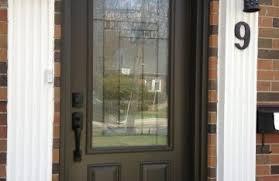 Frosted Glass Exterior Doors Fiberglass Exterior Door Frosted Glass Ecicw Cecif Entry Doors